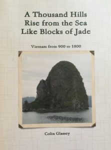 Cover image for A Thousand Hills Rise from the Sea Like Blocks of Jade