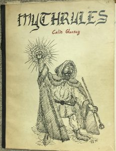 Cover of Mythrules