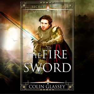 The Fire Sword AudioBook is available