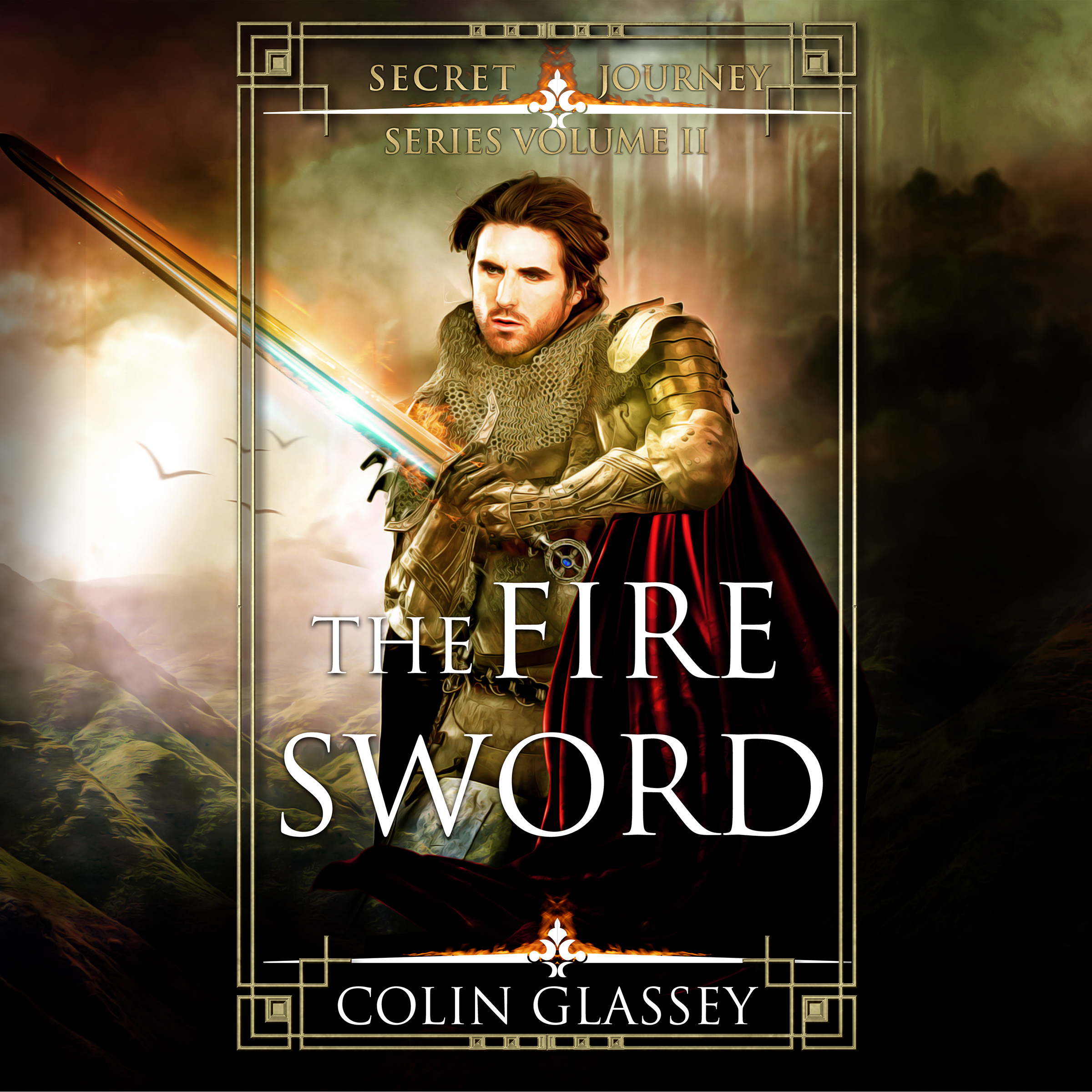 The Fire Sword – AudioBook version is done!